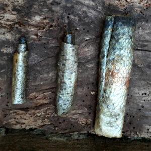 Rouleau de truite fumée