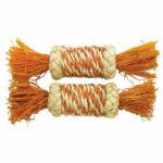 2 corn ratle rollers