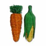 Carotte et maïs