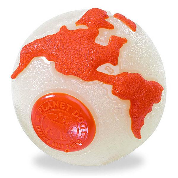 Orbee balle planète phosphorescente