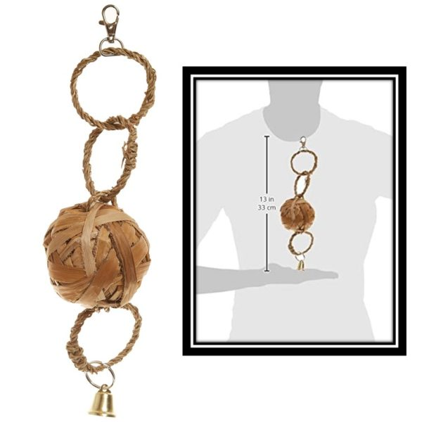 Balles et anneaux Swing Rosewood medium