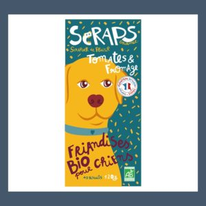 Beagle friandises bio scraps gourmet
