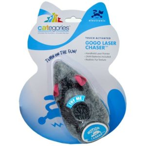 GoGo Laser chaser jouet pour chats