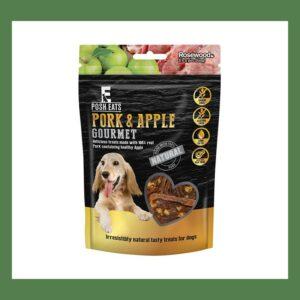 porc pomme friandises chiens