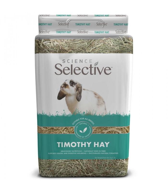 foin timothy hay selective 2kg lapin cobaye