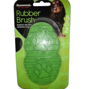 rubber brush brosse zoom groom chien cheval BAMM Paris Rosewood