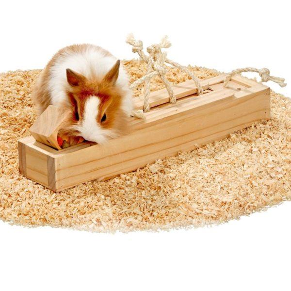 Jeu de brique 6 cases lapins rongeurs karlie