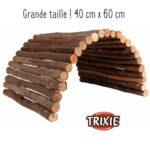 Pont en bois XL Trixie lapins géants rongeurs