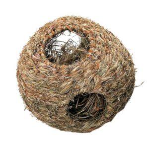 balle naturelle roll a nest XL Karlie lapins rongeurs