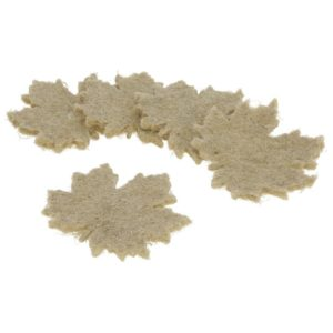 Feuilles en fibres de chanvre lapins rongeurs