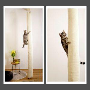 Sac d'escalade chat climber kerbl accessoire