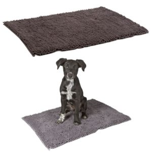 Tapis chenille absorbant superbed chiens lapins cochons d'inde