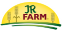 logo JR FARM transparent