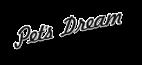 logo pets dream transparent