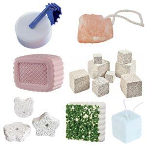 pierre à sel pierre minérale lapin cochon d'inde