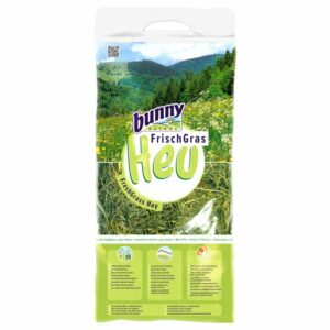 FOIN BUNNY NATURE PURE NATURE LAPIN RONGEUR herbes fraîches