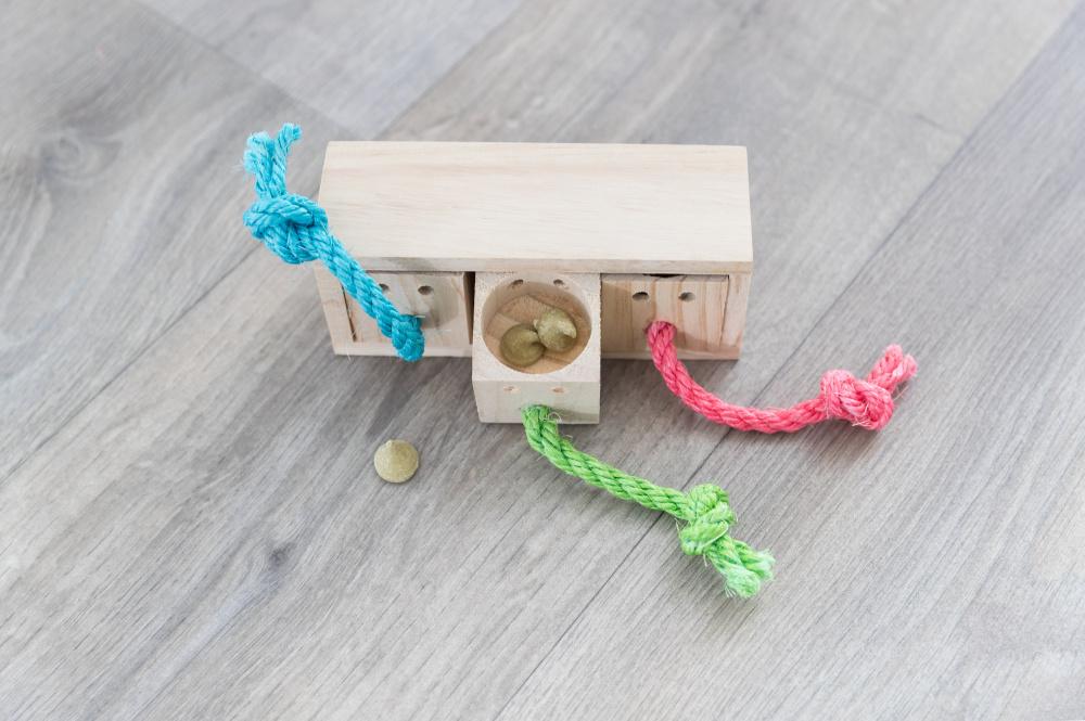 cubes friandises trixie jeu intelligence lapins rongeurs 2