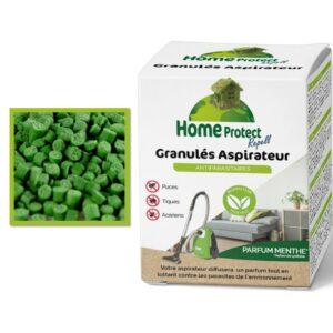 granulés aspirateurs anti parasitaires parasites home concept