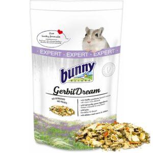 Gerbildream expert bunny nature gerbilles aliment complet mélange