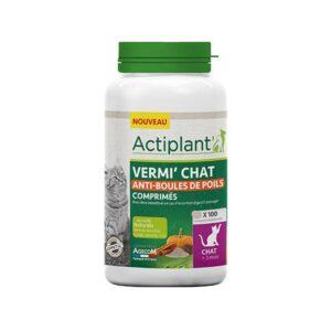 Vermi' chat anti-boules de poils agecom actiplant bamm paris