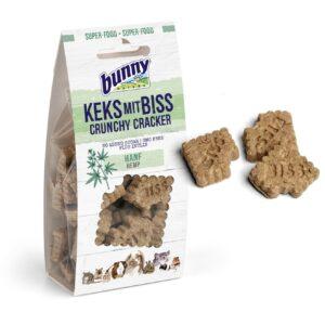 Crunchy Cracker chanvre bunny nature rongeurs