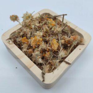 fleurs d'arnica pour lapins et rongeurs friandise octodons chinchillas