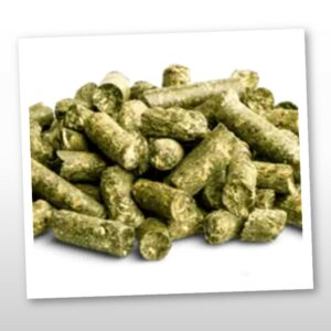 pellets d'herbes et de pissenlit bunny nature lapins cochons d'inde rongeurs octodons chinchillas